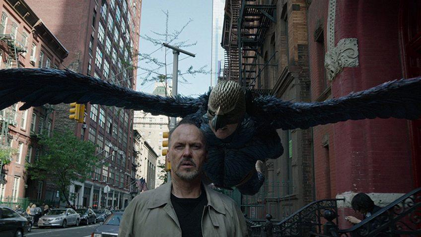 Michael Keaton soars again, 25 years after Batman