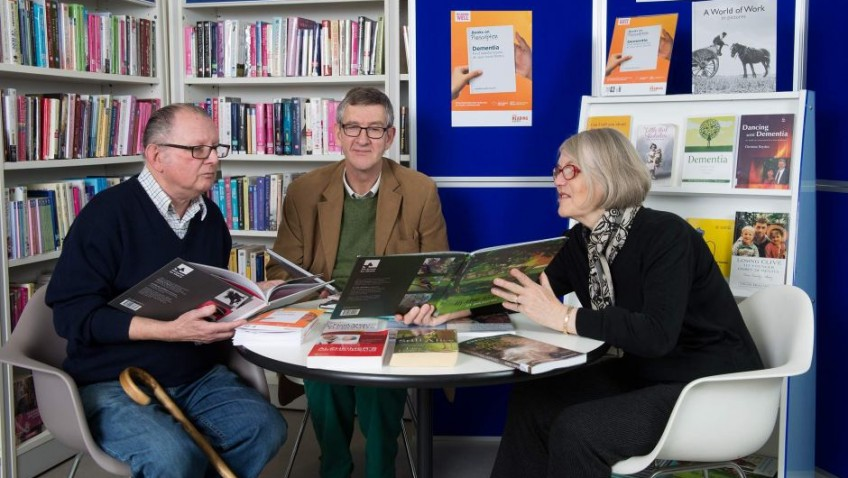 Reading Well Books on prescription to help people with dementia