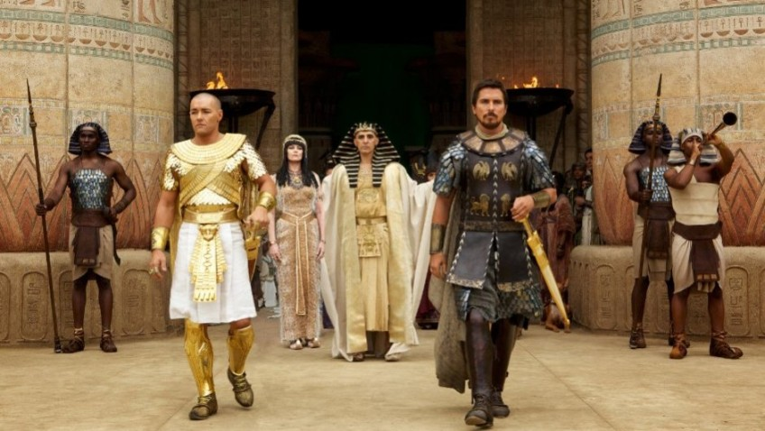A biblical epic with a budget to match