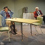 Two monologues – two lonely and embittered women
