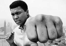 Muhammed Ali. This week in History
