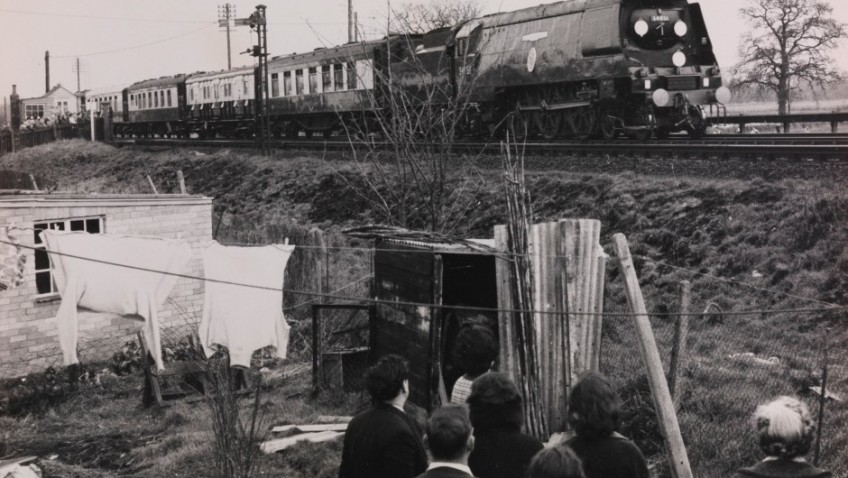 Plans to display Churchill's funeral train for 50th anniversary