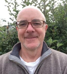 Volunteer mentor Steve
