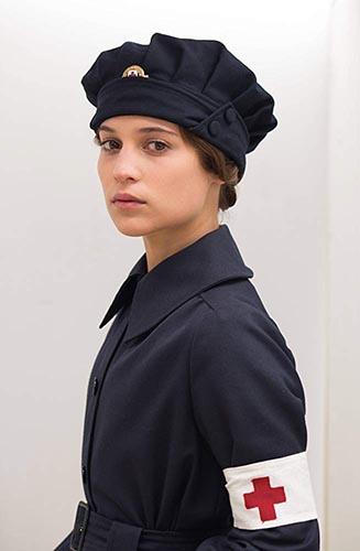 Alicia Vikander in Testament of Youth - Credit IMDB