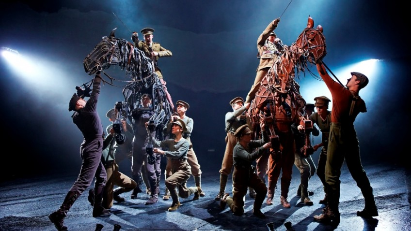 War Horse – an unmissible theatrical spectacle