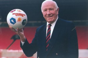 Matt Busby - Manager of Manchester United This week in History