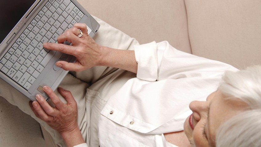Making the Internet fun – and safe – for your older relatives