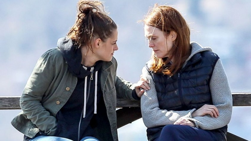 The script and the direction are no match for Julianne Moore's performance