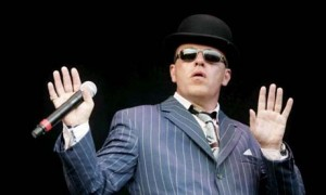 Suggs. Lead singer of Madness. This week in History