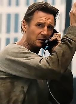 Liam Neeson in Taken 3 - Credit IMDB