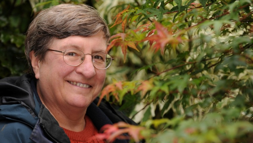 Christine Walkden, backs the British Red Cross Great Spring Gardening Event