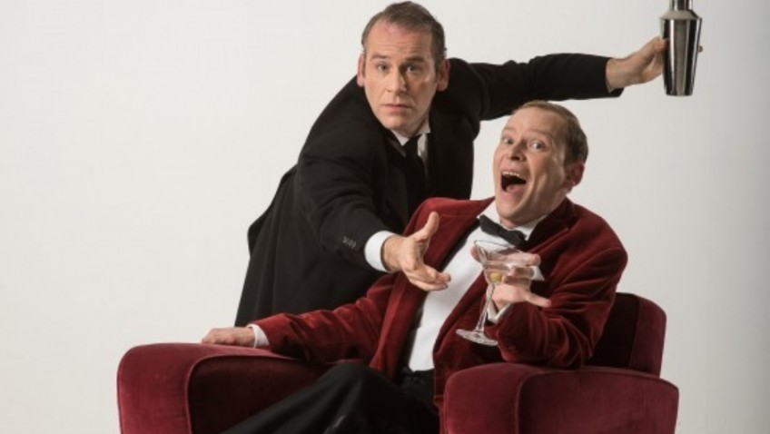 Jeeves and Wooster – such fun and frivolity!