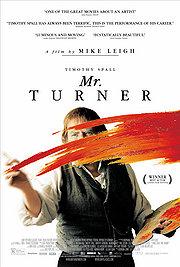 Mr Turner packshot