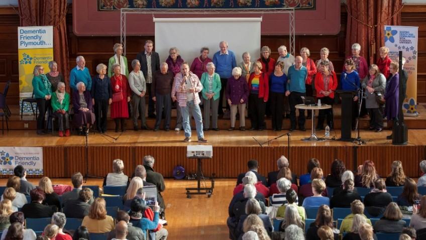 Dementia singers release emotional single