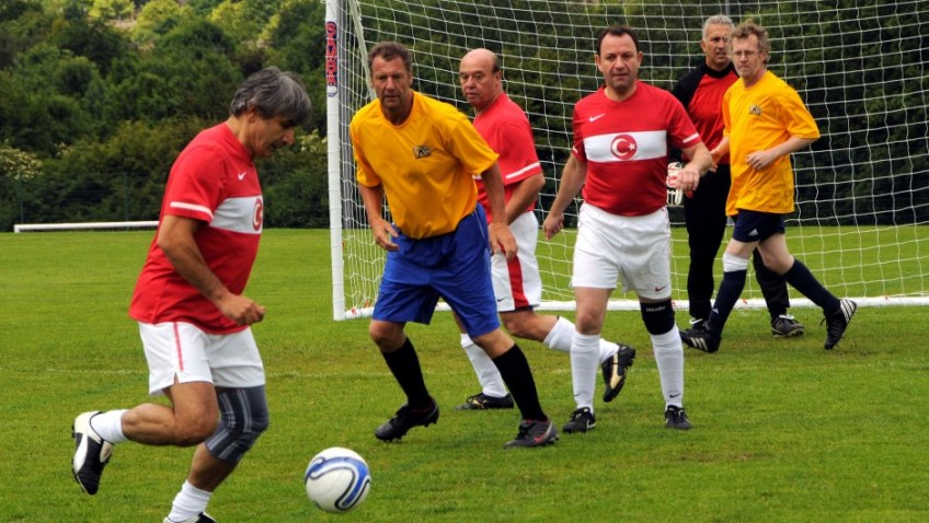 Walking Football has real health benefits