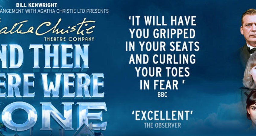 Win a pair of tickets to And Then There Were None OR Twelve Angry Men on tour!
