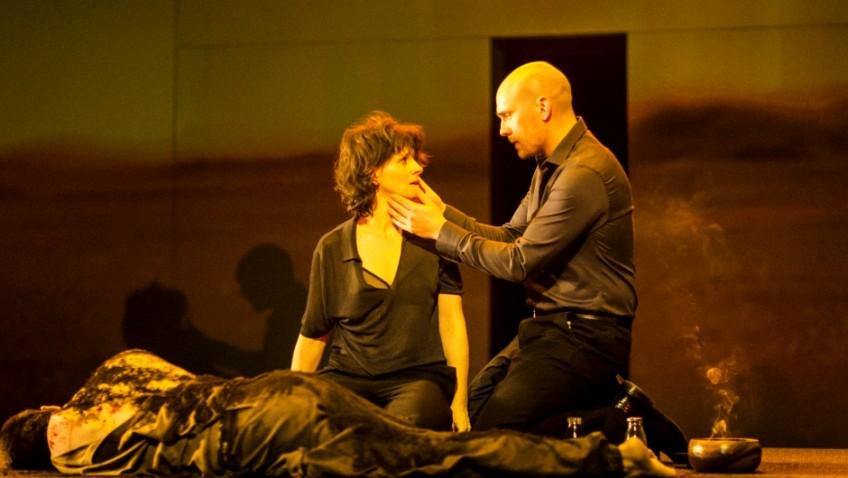 Juliette Binoche stars in Ivan van Hove's production of a famous Greek play