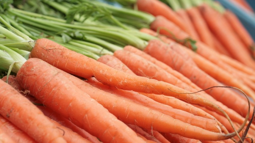 Be ready for International Carrot Day