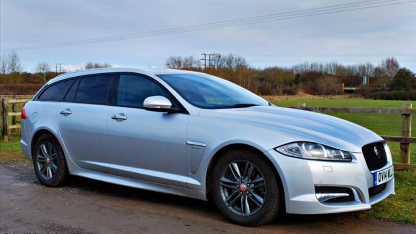 R-Sport Model Brings New Life To The Jaguar XF