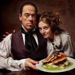 The cut-throat musical thriller is back in the West End – but this time in a pie and mash shop!
