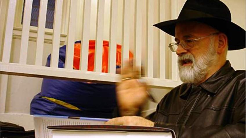 Celebrated author Terry Pratchett dies