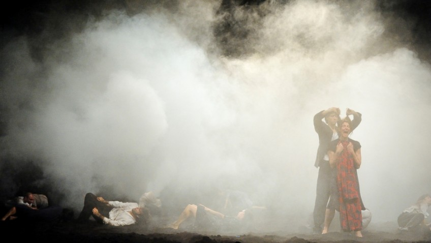 """""""I am not interested in how people move,"""" said Pina Bausch, """"but in what moves them.'"""