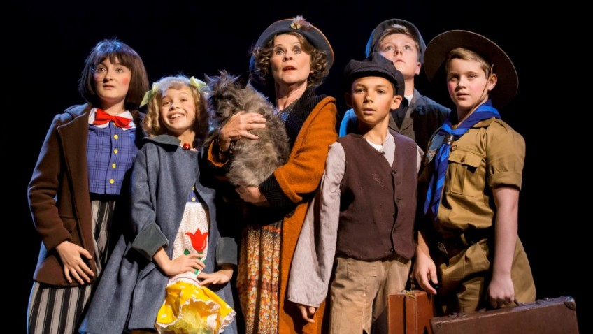 Everything's coming up roses for Imelda Staunton in Gypsy