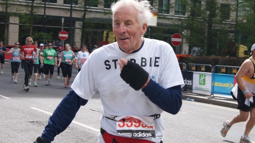 John's 29th London Marathon