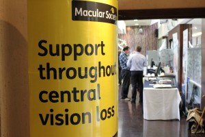 Macular Society banner