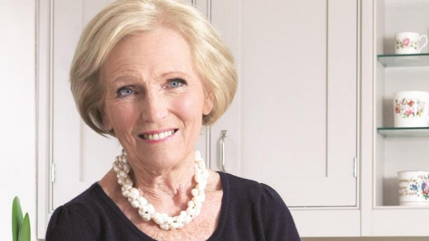 Mary Berry offers the perfect ingredients