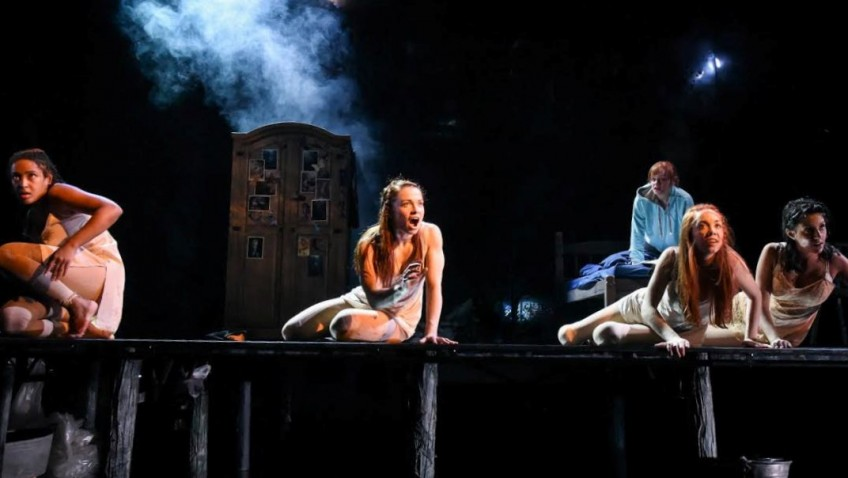 Female role models – Hans Christian Andersen's fairy tale is on stage and touring