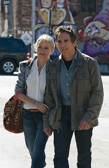 Ben Stiller and Naomi Watts in While We're Young - Credit IMDB