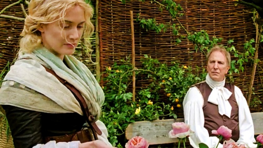 Alan Rickman and Kate Winslet shine