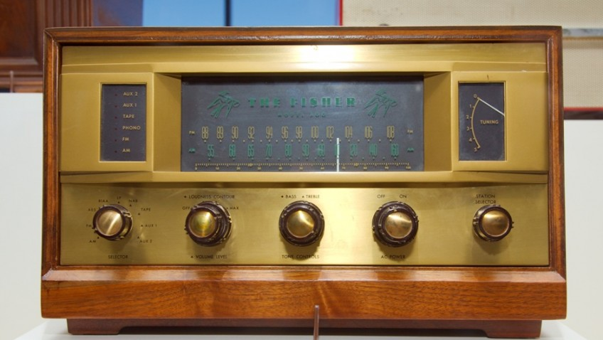 The golden age of radio