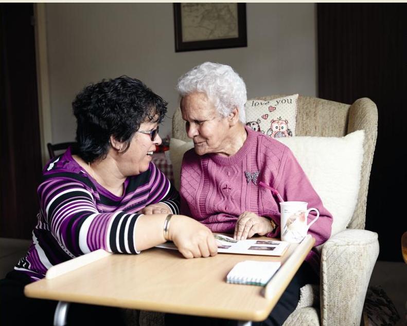 Alzheimer's Society image