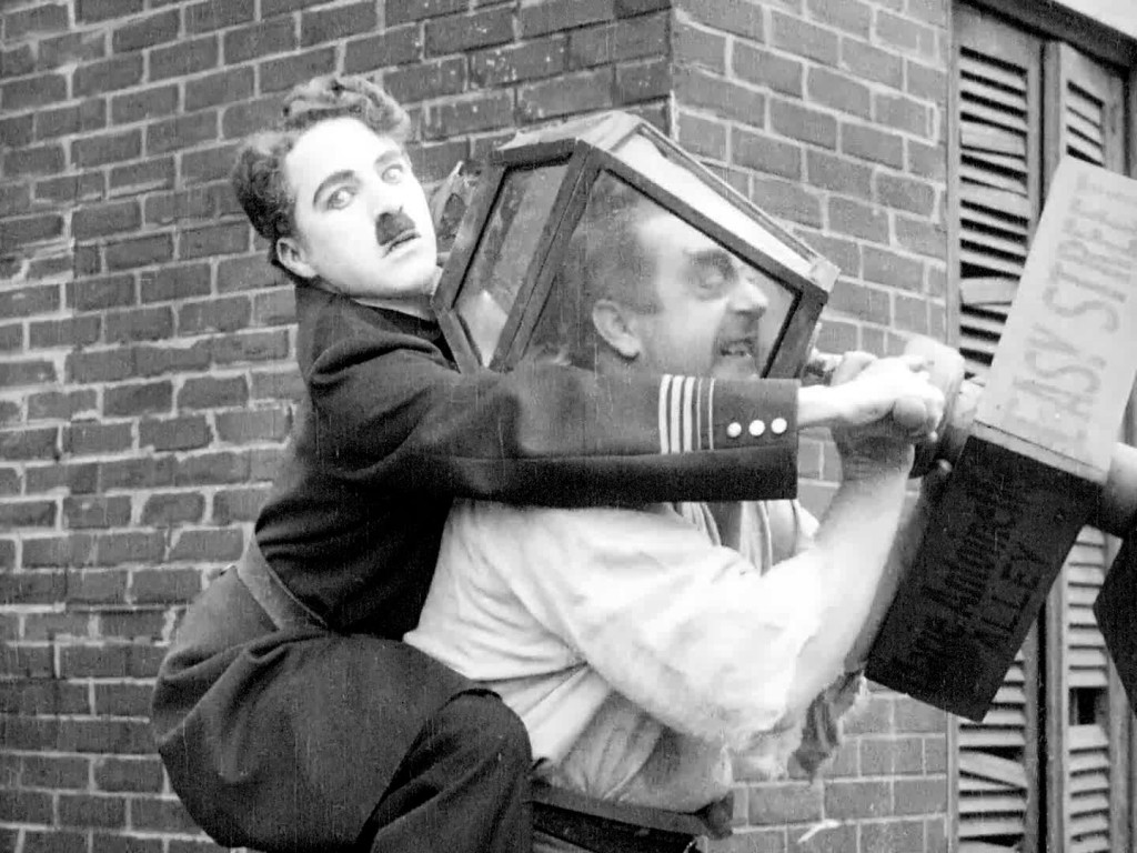 Charlie Chaplin BFI4