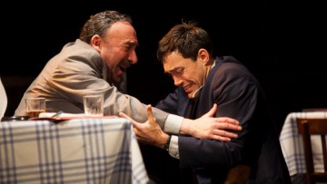 Antony Sher in one of the great  roles of American theatre