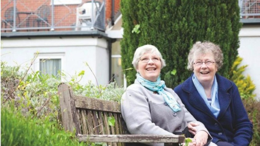 How gifted housing helped Jan and Beryl
