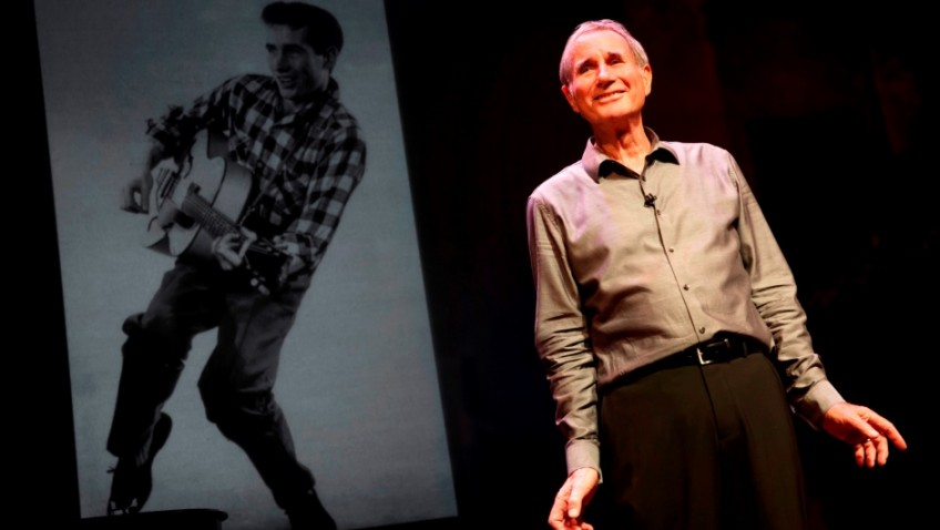 30 performances only for Jim Dale in his one-man show
