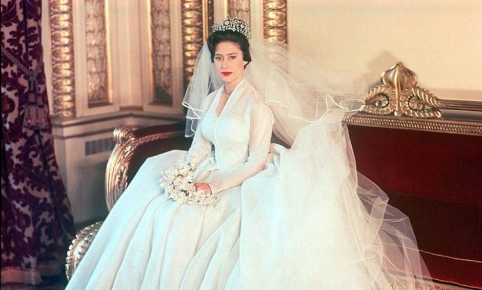 Princess Margaret Wedding Mature Times