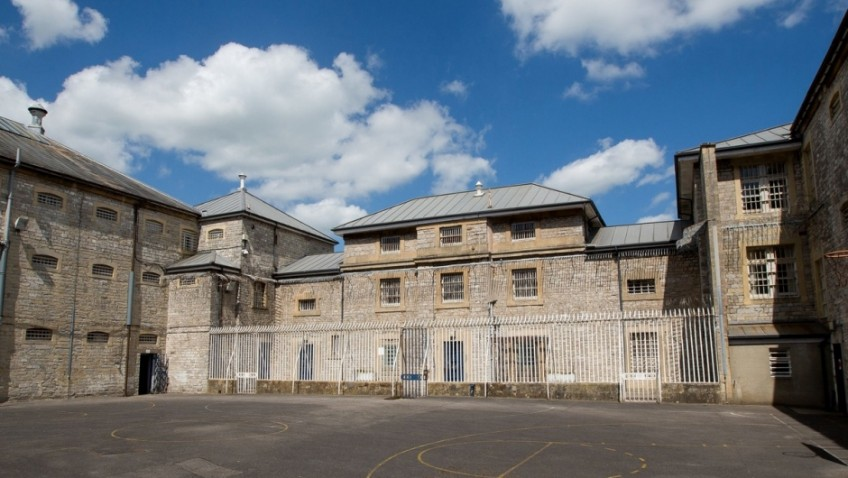 Time's up for Britain's oldest prison
