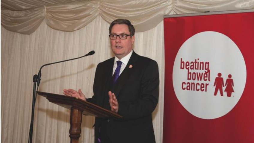 Let's lift the taboo on bowel cancer to save lives