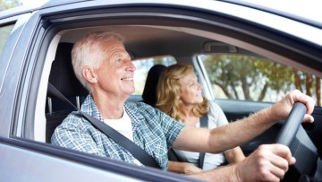 Mature drivers favour checks on over 70s, IAM finds