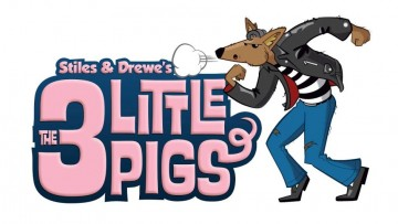Win tickets to see The Three Little Pigs LIVE!