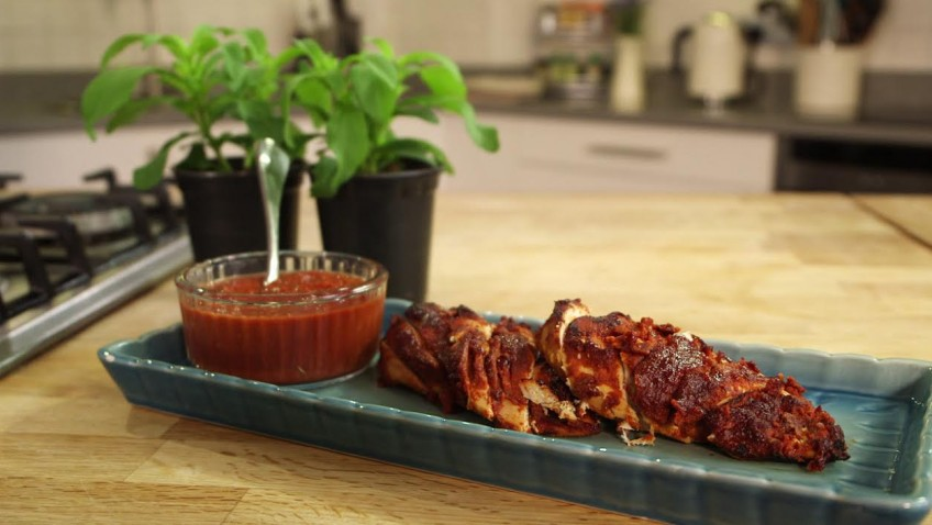 Calorie conscious BBQ marinade recipe