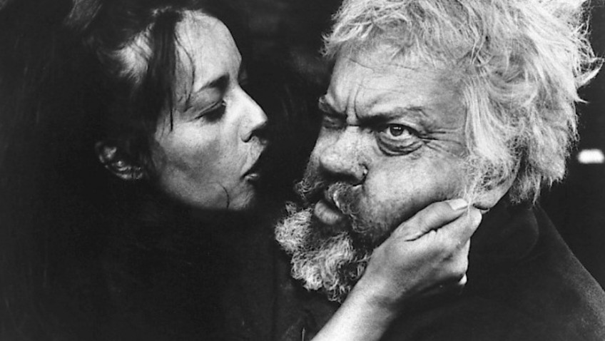 Three films by Orson Welles released on DVD