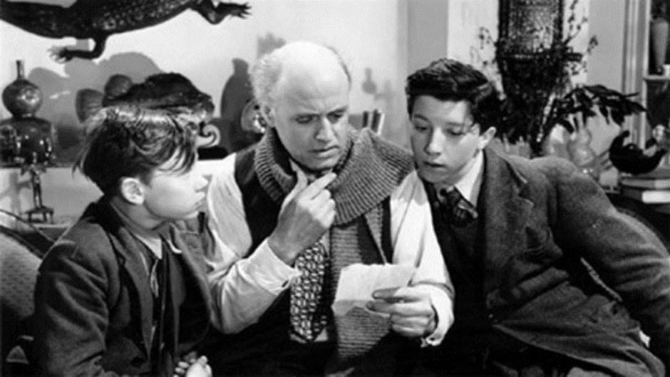 a chance to catch up on two lesser known ealing studios
