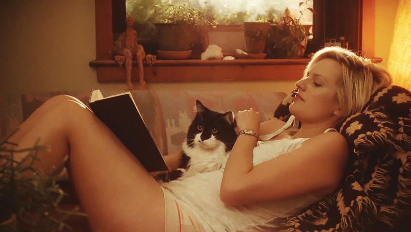 Elisabeth Moss in Listen Up Philip - Credit IMDB