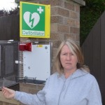 Stolen defibrillator could have saved a life