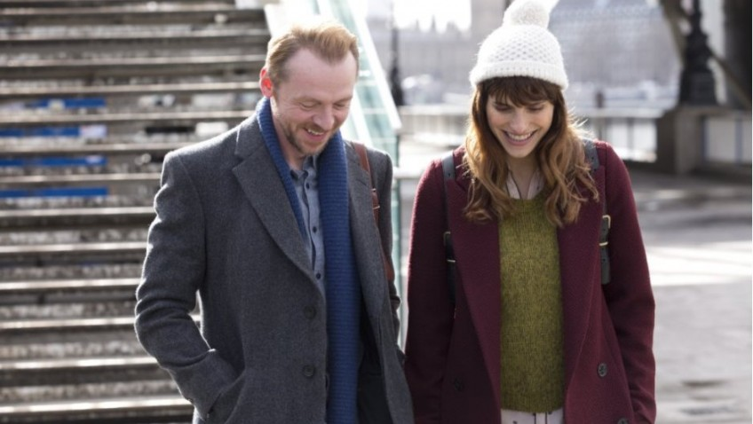 Man up starring Simon Pegg